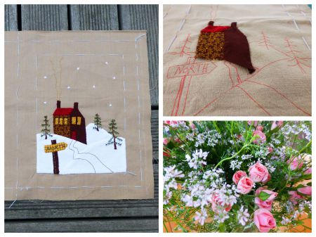 quilthouse, scrap quilt & stitch